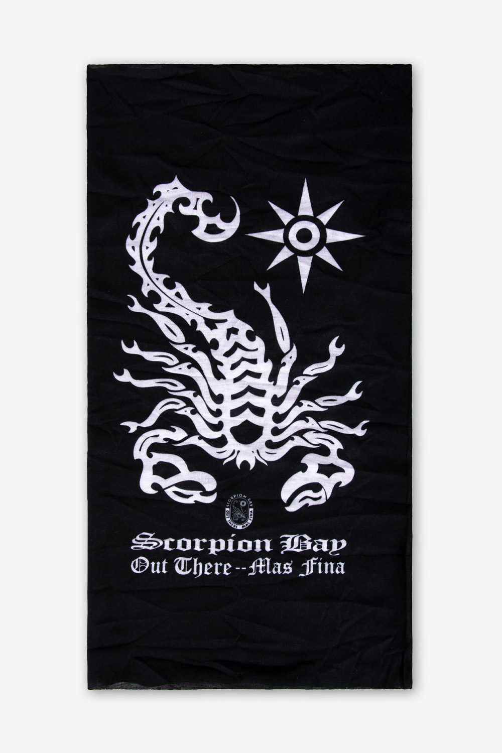 Scaldacollo Bandana Fascia Scorpion Bay