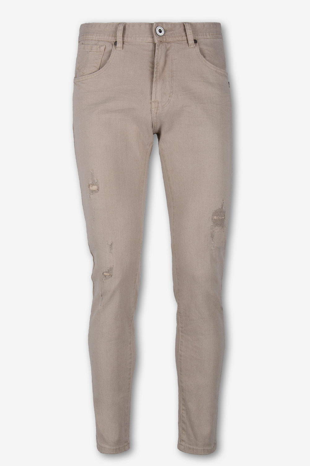 Pantalone 5 tasche Twill Stretch Hot Roads