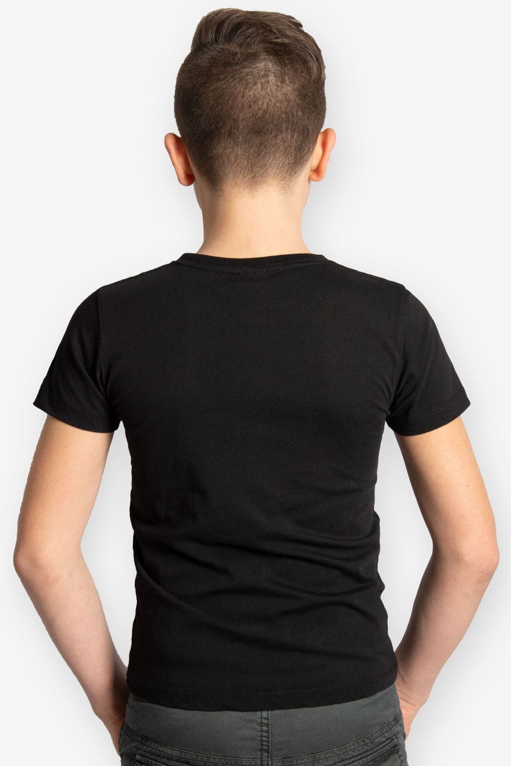 T-Shirt Junior Manica Corta Henry