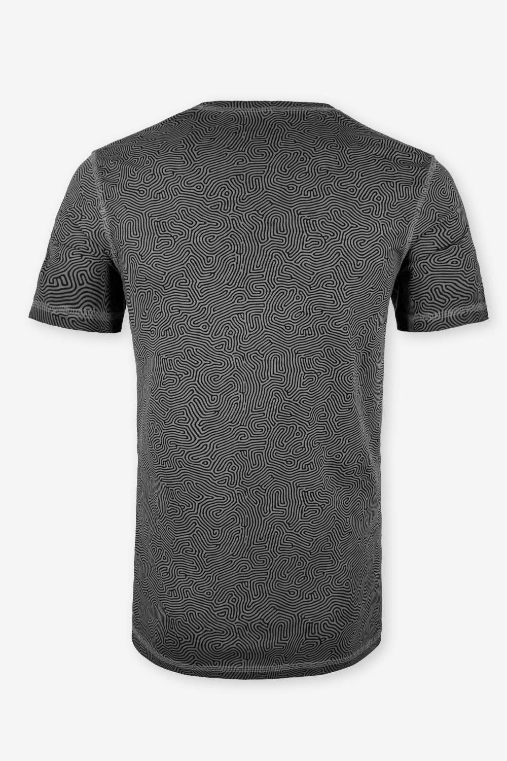 T-Shirt Uomo Double Face Iron